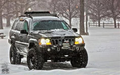 Jeep Wj Accessories Jeep Grand Road Accessories Images