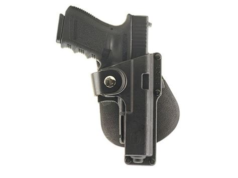 glock 23 tactical light fobus tactical speed paddle holster right glock 19 23