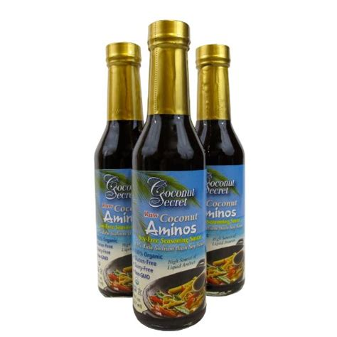 red boat fish sauce 40 north coconut secret coconut aminos three 8oz bottles