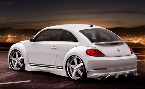 VW Beetle R technical details, history, photos on Better