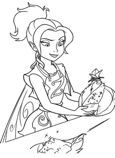 tinkerbell fairies coloring pages bestofcoloring com