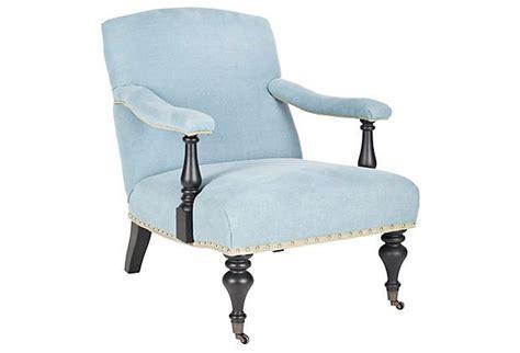 Becket armchair light blue tan home wishlist pinterest