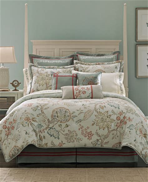 closeout croscill retreat comforter sets bedding