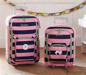 pottery barn childrens suitcase the best toddler suitcases