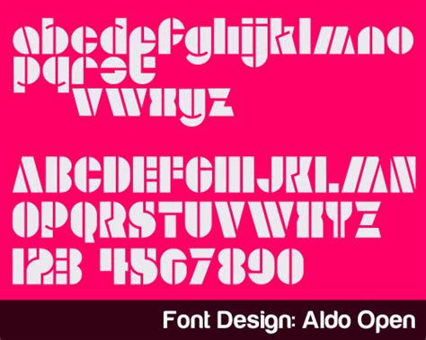 design font blog font design aldo open blog simonedesign