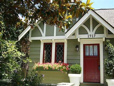 an english tudor cottage in hyde park houston tx paint ideas for stucco and straps cottage