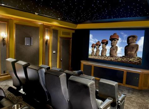 best collection home theater design ideas from cedia