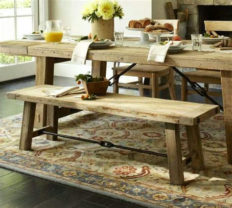 Pottery Barn Kitchen Furniture Madera Reciclada Pallets Tarimas Ideas Y Creaciones Para Tu Hogar