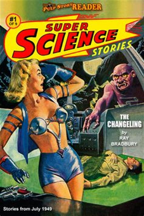 libro space science fiction super space busters magazine pulp cover art by norm norman saunders sci fi man astronaut gun raygun