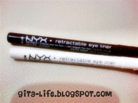accordingtogita review nyx retractable eye liner