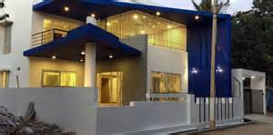 Exterior Home Design In Bangalore Tips To Plan Your House By Architects In Bangalore