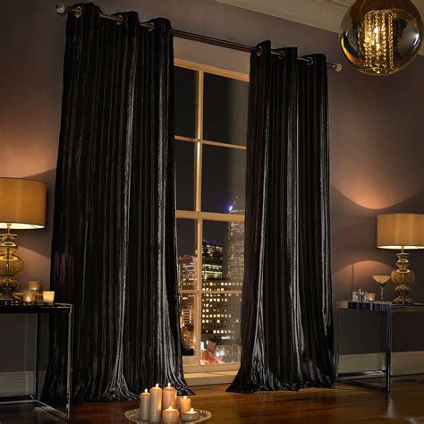 curtains luxury iliana kylie minogue velvet curtains pair luxury heavy