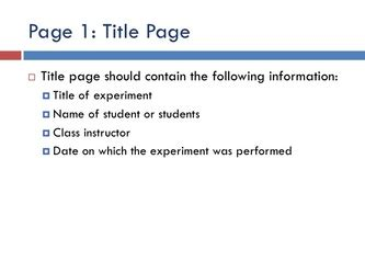 egg drop lab report template lab report