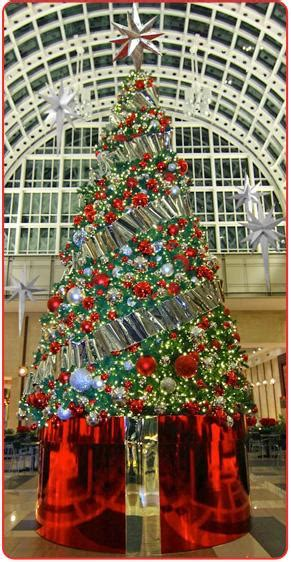 large outdoor christmas tree displays in mn about us commercial decorations commercial supply commercial