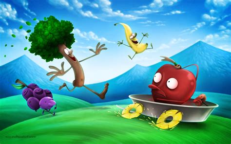 wallpaper cartoon desktop free download funny cartoon backgrounds 183
