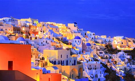 greece vacation with airfare in groupon getaways