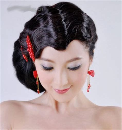 Asian Wedding Hairstyles 2012 by Bespoke Brides Top 20 Unique Wedding Hair Styles To