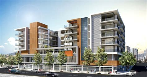 Duplex Plans With Garage by The Richman Group Of California Starts Construction On F11 A 7 Story Mixed Use Project With 99