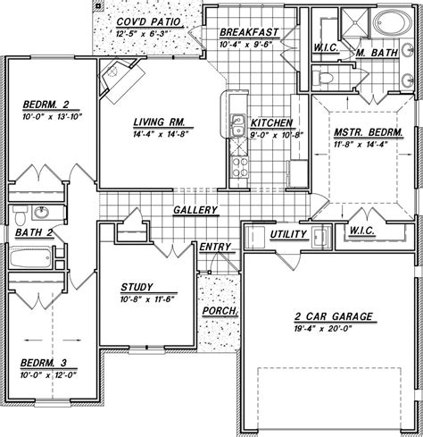 House Plans 1500 Sq Ft by 1500 Square House Plans 2018 House Plans And Home