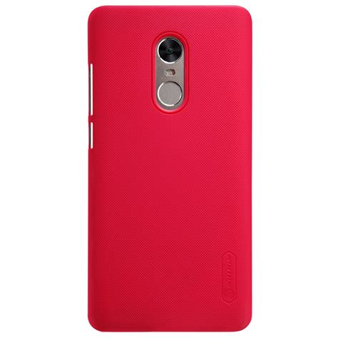Xiaomi Redmi Note 4 Nillkin Frosted Casing Bumper Armor nillkin frosted back cover for xiaomi redmi note 4x megaone pakistan