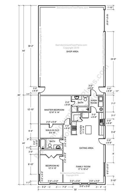 top   barndominium plans ideas  pinterest barndominium floor plans barn homes