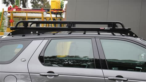 Using Roof Racks by Discovery Sport Roof Racks
