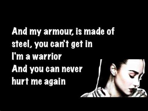 what is demi lovato s warrior song about demi lovato really don t care feat cher llyod lyrics