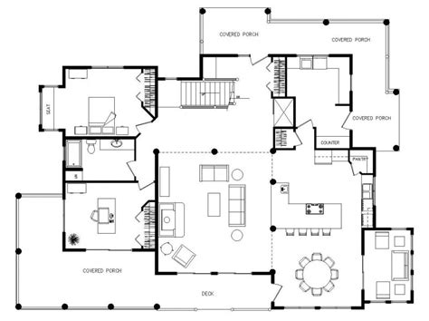 multi level floor plans house plans home designs