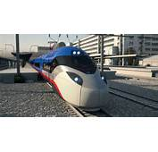 Amtrak Unveils New Acela Trains