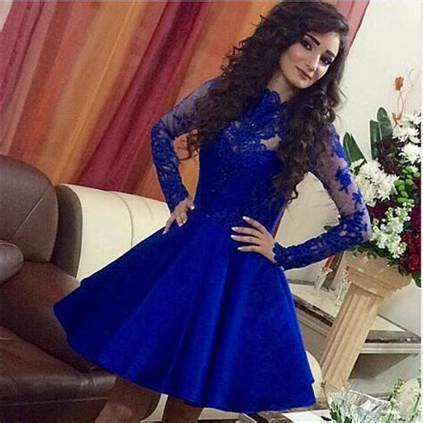 Oscars Liveblog Purple And Blue Baby by New Arrival Sleeves Royal Blue Lace Homecoming