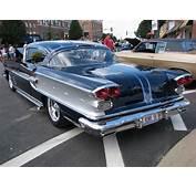1958 Pontiac Bonneville  A Was The Pace Car