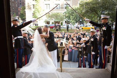marine corps wedding traditions inspirational weddings from coast to coast