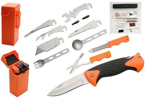 multitool kit 5 quot interchangeable 9 emergency survival multi tool