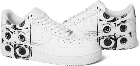 nike air 1 low supreme the supreme x comme des gar 199 ons x nike air 1 low
