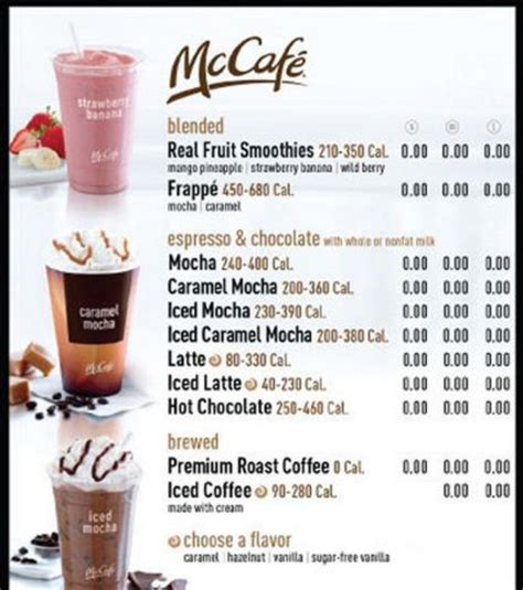 Will calorie counts on drive thru menus at McDonald's make you healthier?   The Latest   89.3 KPCC