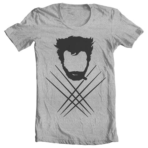 Tshirt The Wolverine 13 insanely wolverine gift ideas comic gear