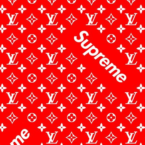 Supreme Lv by Supreme X Lv X Louis Vuitton Box Logo S Fashion