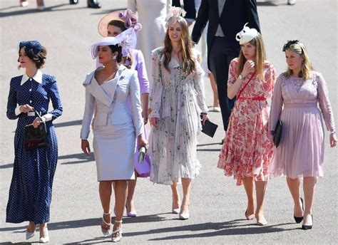 celebrity pics at royal wedding best dressed at the royal wedding 2018 my fashion
