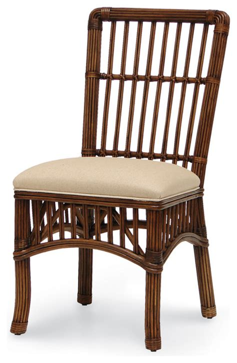 presidents side chair tropical dining chairs