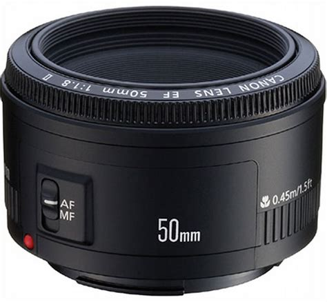 Lens Canon Ef 50mm F 1 8 Ii this yongnuo 50mm f 1 8 lens is an exact copy of the canon