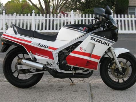 Suzuki Rg Gamma 1985 Suzuki Rg 250 Gamma Moto Zombdrive