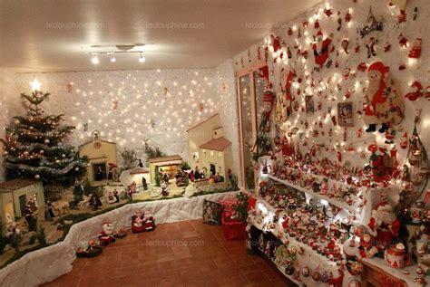 Décoration Noel Maison by Deco Noel Fait Maison D Coration De No 235 L D Co Colo