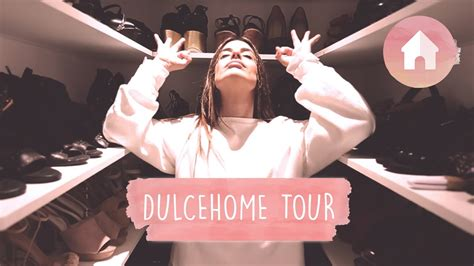 vestidor dulceida dulcehome house tour dulceida youtube