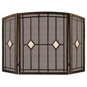 fireplace screens home depot pleasant hearth rubbed bronze fireplace screen at home