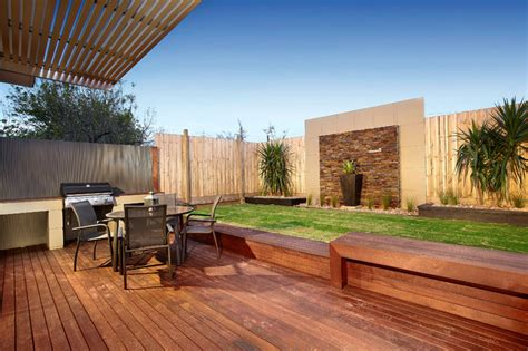 Backyard Ideas Australia 353 Mascoma Strathmore Heights Australia Contemporary Patio Melbourne By