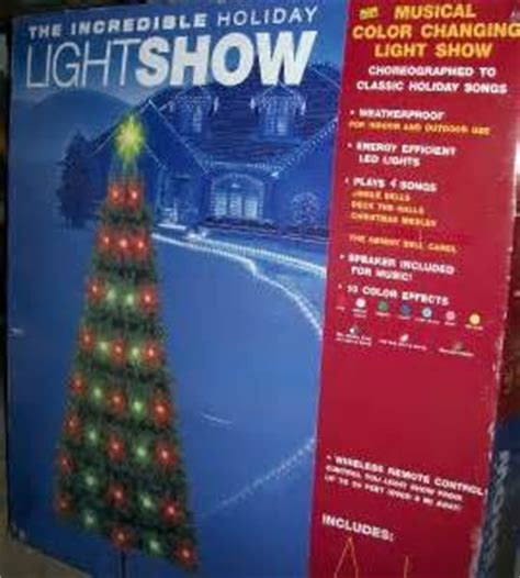 musical lights tree gemmy musical lights tree the