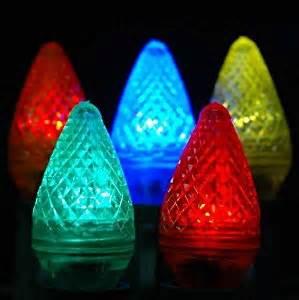 Novelty Patio Lights Novelty Lights Inc C7 Led Mu Outdoor Patio Replacement Bulbs
