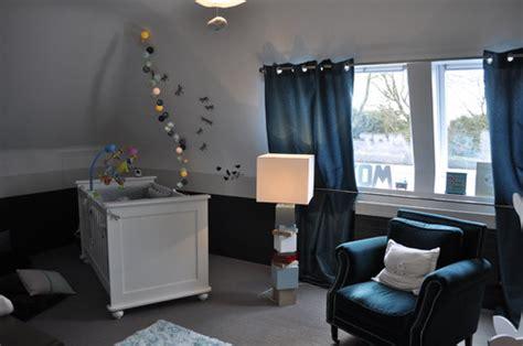 Merveilleux Peinture Gris Perle Chambre #2: eclectique-chambre-de-bebe.jpg