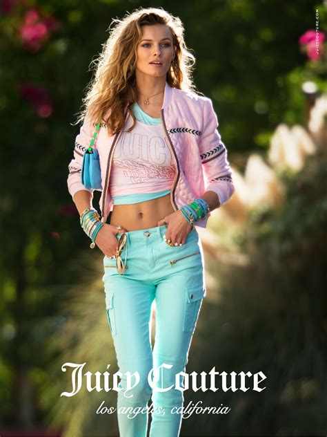 Fashion Confusionjuicy Couture Couture In The City Fashion by Couture S S 2015 Edita Vilkeviciute By Hans Feurer