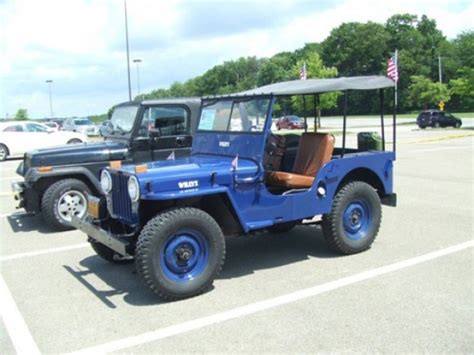 kaiser willys jeep kaiser willys jeep of the week 130